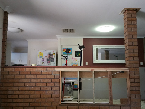 After | CEILING REPLACEMENT & WALL CLADDING (1)