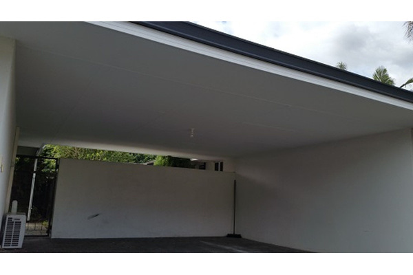 After | EMERGENCY GARAGE CEILING REPAIR (0)